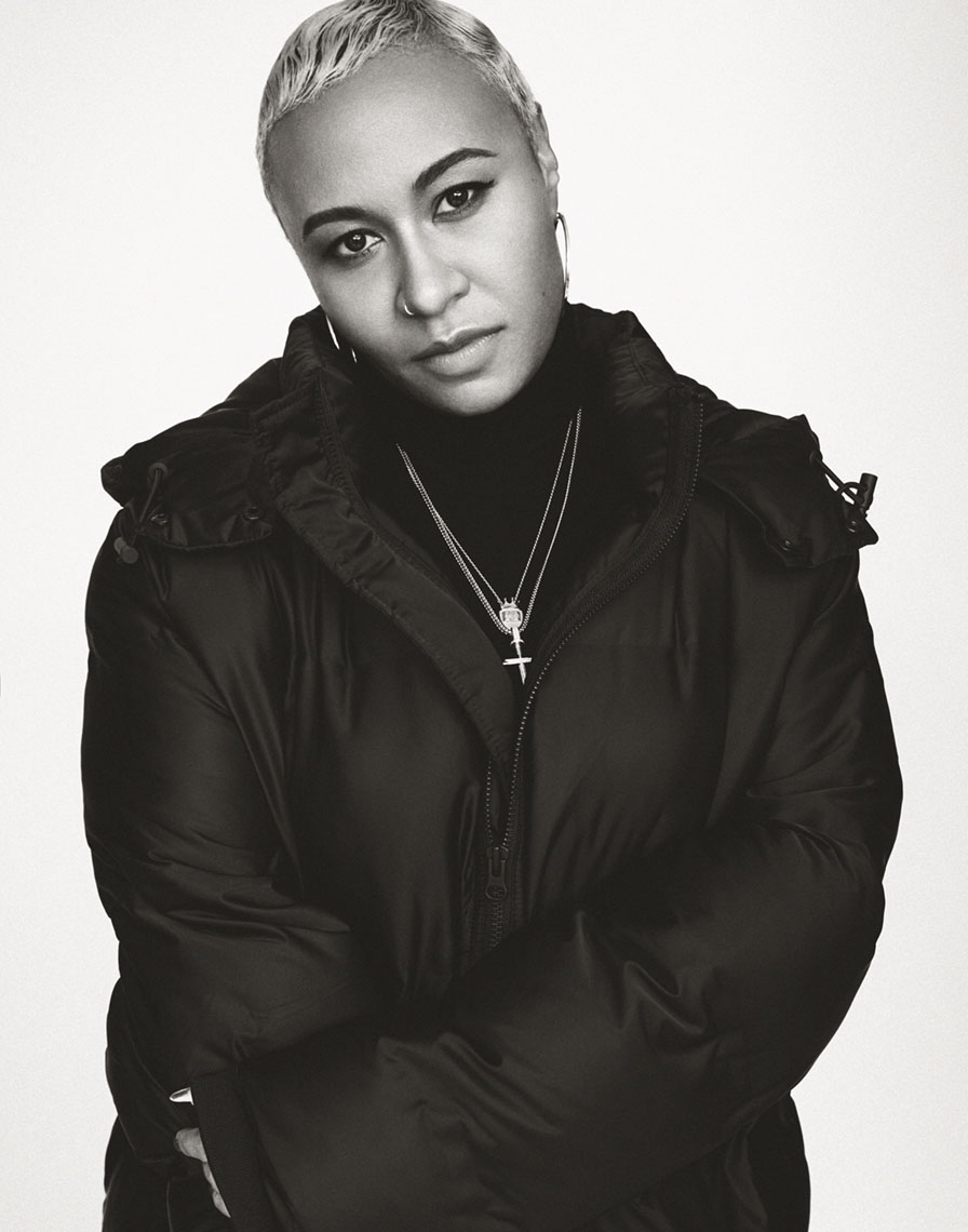 KINYA OTA  INTERVIEW  EMELIE SANDE SEEN ARTISTS Interview, Emeli Sande-02
